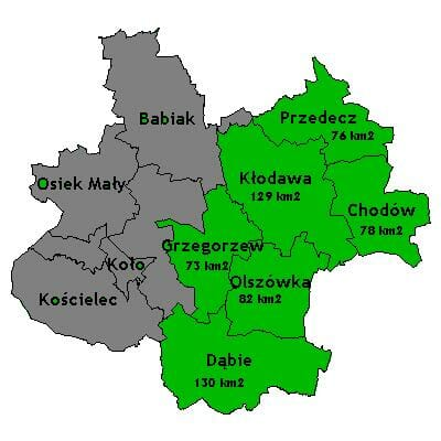 Powiat_kolski-gminy_mapka