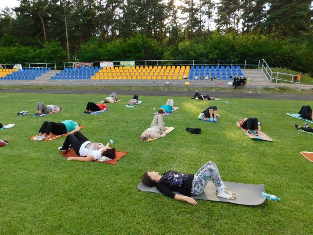 Fitnes Grzegorzew IV zajęcia 011