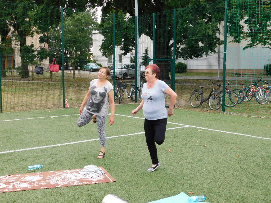 Fitnes Grzegorzew IV zajęcia 028