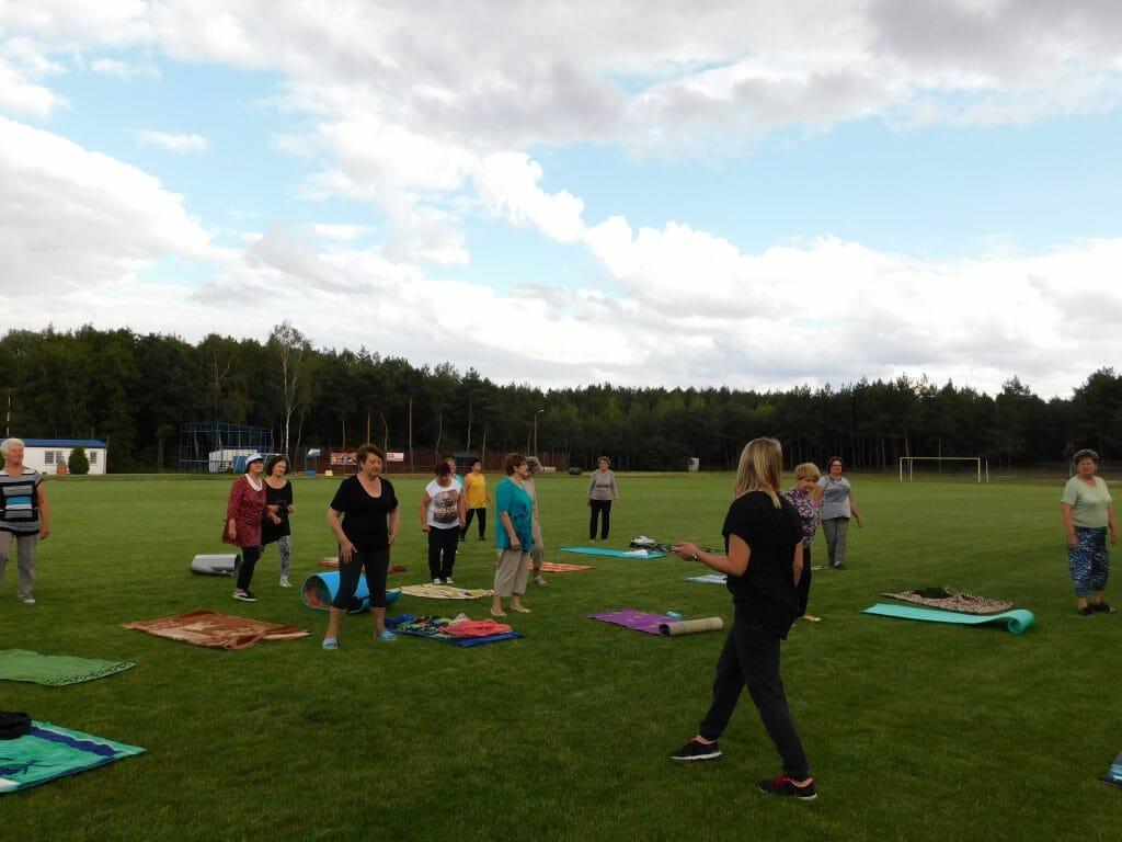 Fitnes Grzegorzew IV zajęcia 172