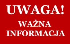 Więcej o: Informacja o planowanych terminach naboru wniosków